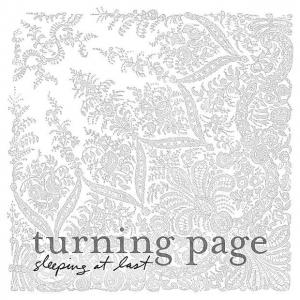 poster for Turning pages - sleeping at last