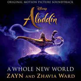 poster for  A Whole New World (End Title) - ZAYN & Zhavia Ward