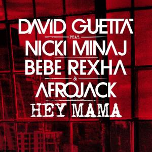 poster for Hey Mama - David Guetta