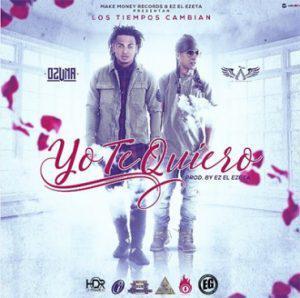 poster for Yo Te Quiero (feat. Ozuna) - EZ El Ezeta, Arcangel, Ozuna
