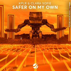 poster for Safer On My Own - KPLR & Clara Sofie