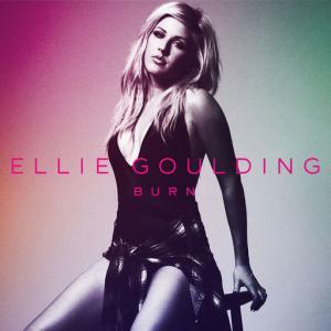 poster for Burn - Ellie Goulding