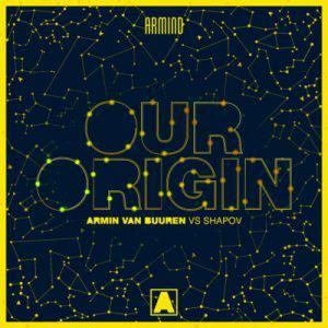 poster for Our Origin - Armin van Buuren & Shapov