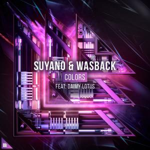 poster for Colors (feat. Wasback) - Suyano & Wasback