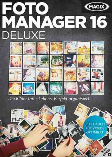 Image for MAGIX Photo Manager 17 Deluxe