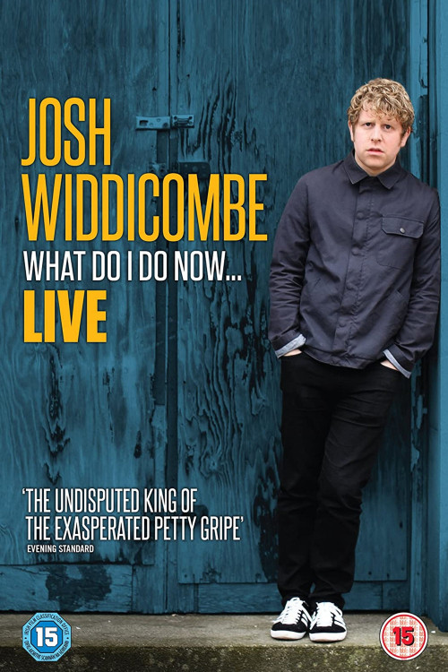 Josh Widdicombe: What Do I Do Now 2016