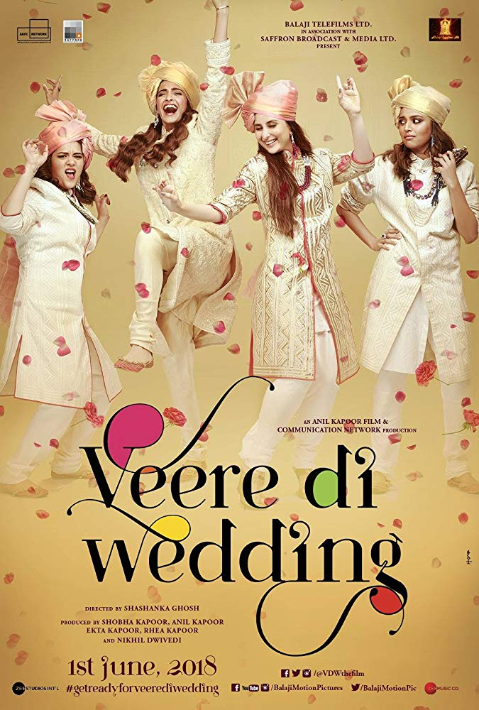 Veere Di Wedding 2017