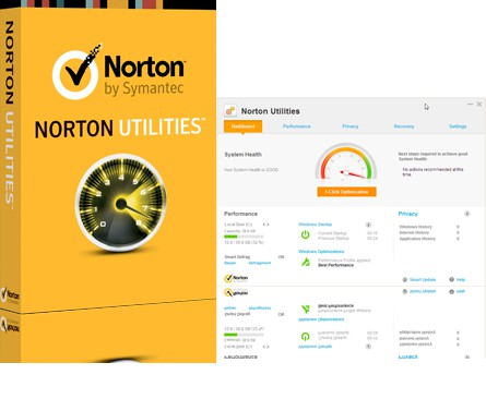Image for Symantec Norton Utilities