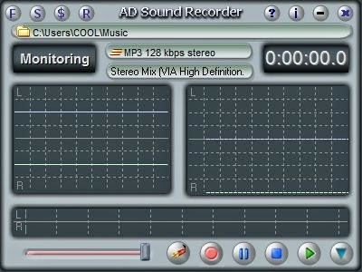 Image for Adrosoft AD Sound Recorder