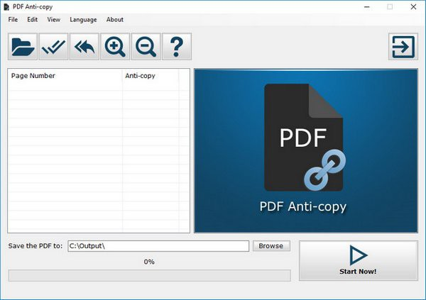 Image for PDF Anti-Copy Pro