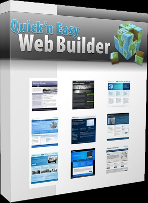 Image for Quickn Easy Web Builder + Extensions