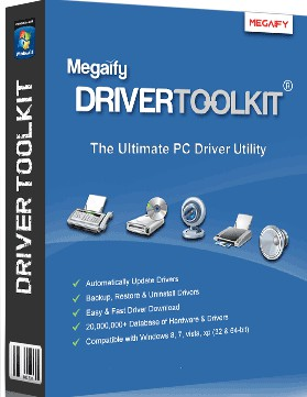 Image for Megaify Driver Toolkit