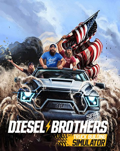 Diesel Brothers: Truck Building Simulator v1.0.9139 + Custom Tuning Parts DLC