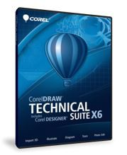 Image for CorelDRAW Technical Suite