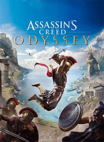 Assassin's Creed: Odyssey - Ultimate Edition v1.5.3 + All DLCs