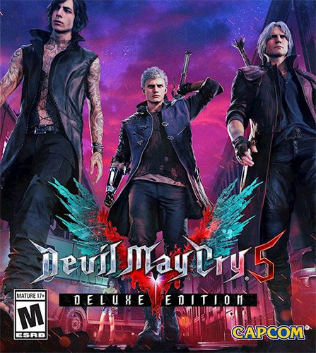 Devil May Cry 5: Deluxe Edition + 19 DLCs FitGirl Repack Free