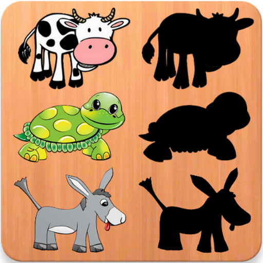 Image for Animals Puzzles For Toddlers
