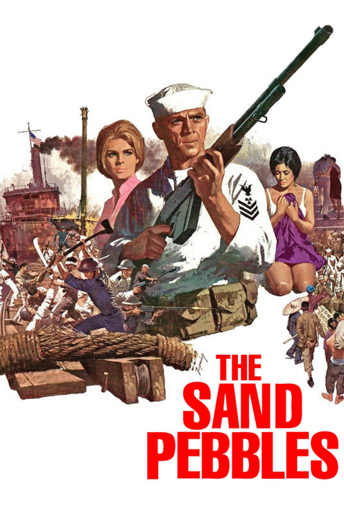 The Sand Pebbles 1966