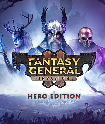 Fantasy General II: Invasion - Hero Edition + DLC + Bonuses