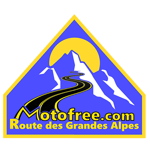 Image for La route des Grandes Alpes Motofree