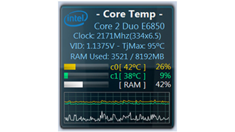 Image for Core Temp