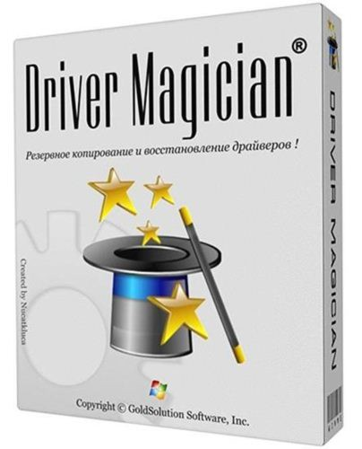Image for Driver Magician