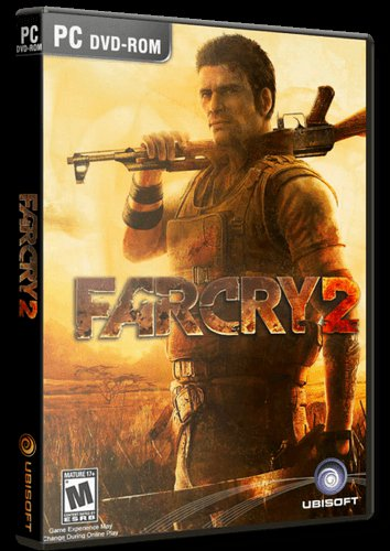 Far Cry 2: Fortune's Edition v1.3 + All DLCs