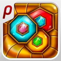 Lost Jewels Match 3 Puzzle