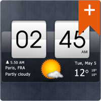 Sense Flip Clock Weather Pro