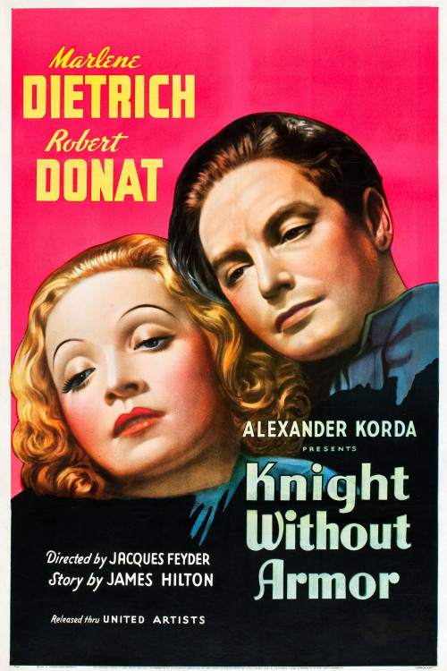Knight Without Armor 1937
