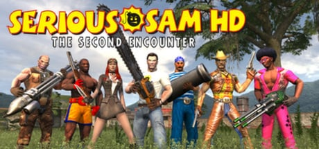 Serious Sam HD: The Second Encounter Build 263699 + All DLCs