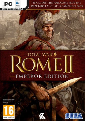 Total War: Rome 2 – Emperor Edition v2.4.0.19534 + 17 DLCs + Multiplayer