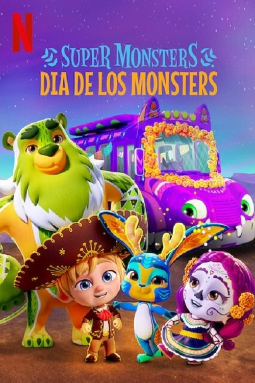 Super Monsters: Dia de los Monsters 2020