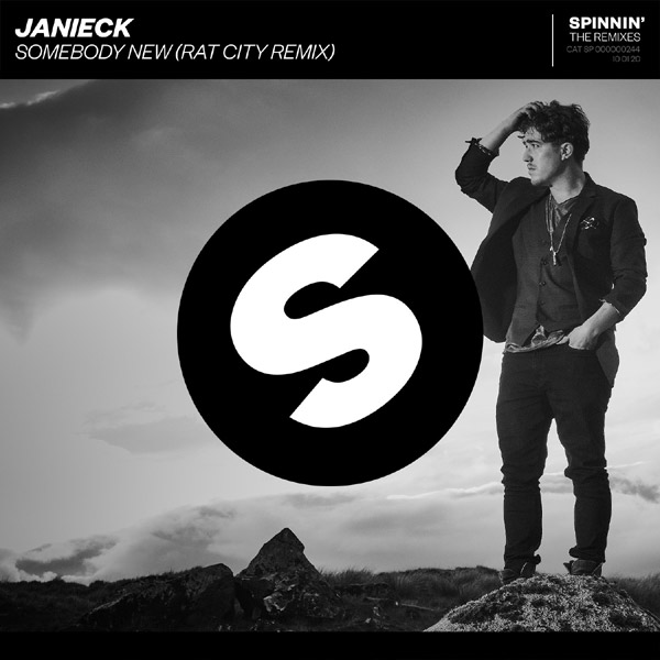 Somebody New (Rat City Remix) - Janieck 2020