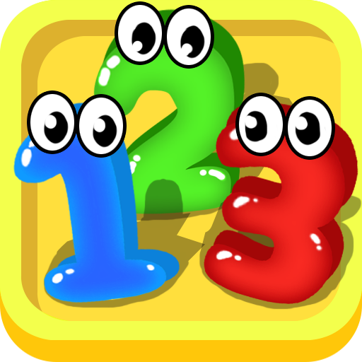 Number Counting - toddler ks1