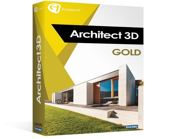 Image for Avanquest Architect 3D Gold 2017