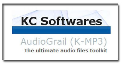 Image for KC Softwares AudioGrail