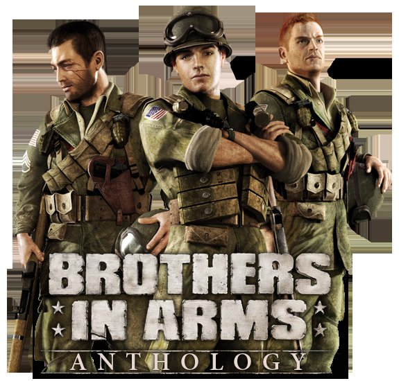 Brothers In Arms Complete Pack