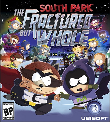 South Park: The Fractured But Whole cracked