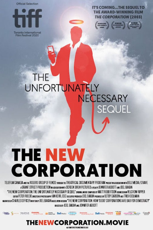 The New Corporation: The Unfortunately Necessary Sequel 2020