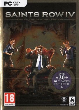 Saints Row IV: Game of the Century/National Treasure Edition v.U22 Steam/v20170523_12199 GOG