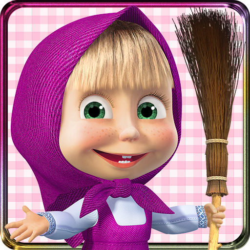 Image for Masha and the Bear Clean House