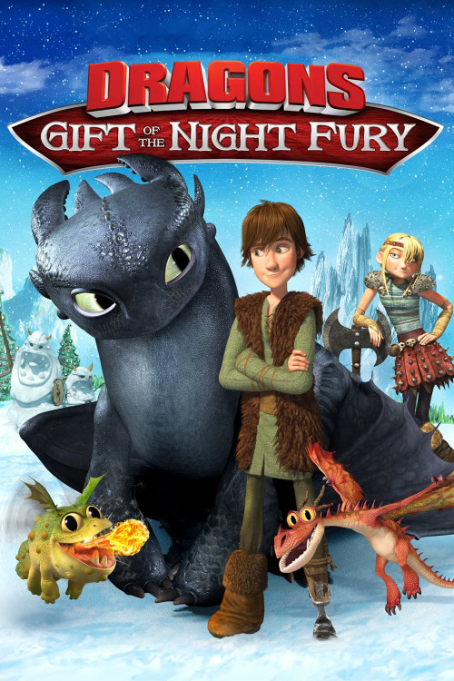 Dragons: Gift of the Night Fury 2011