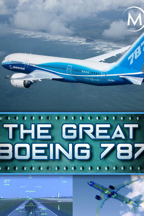 The Great Boeing 787 2017