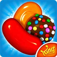 Candy Crush Saga (Unlimited all) and Patcher