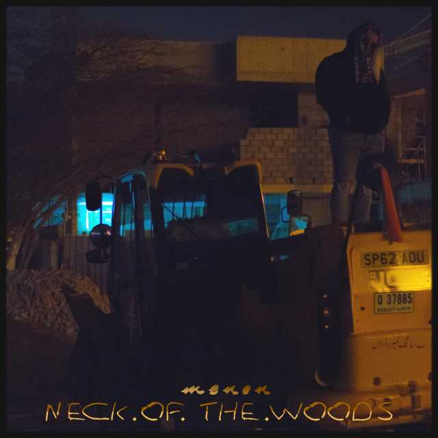 Neck of the Woods - Menon 2018