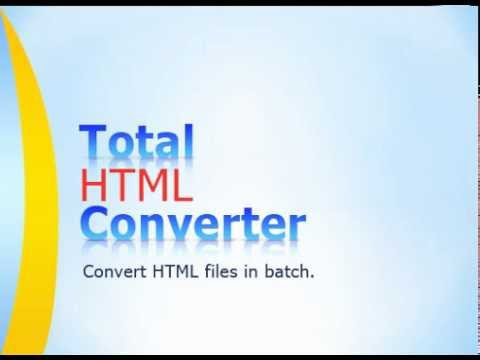 Image for CoolUtils Total HTML Converter