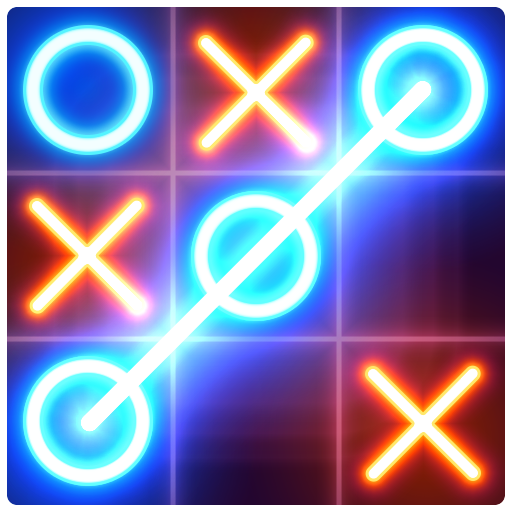 Image for Tic Tac Toe glow - Free Puzzle Game