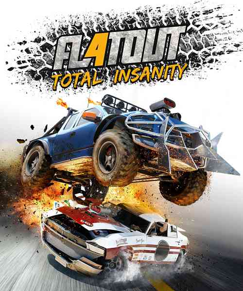 FlatOut 4: Total Insanity + Free Multiplayer Cracked
