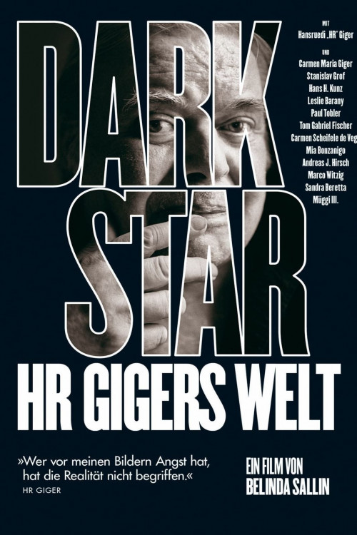 Dark Star: HR Gigers Welt 2014